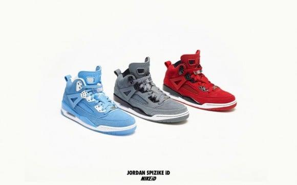 Jordan Spiz'ike iD Update