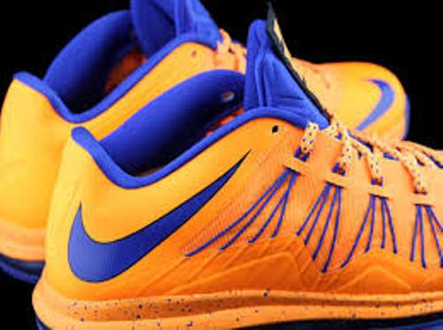Nike Lebron X (10) Low New York Knicks