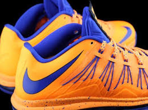 Nike Lebron X (10) Low New York Knicks