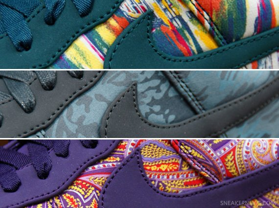 Liberty x Nike Air Force 1 Downtown