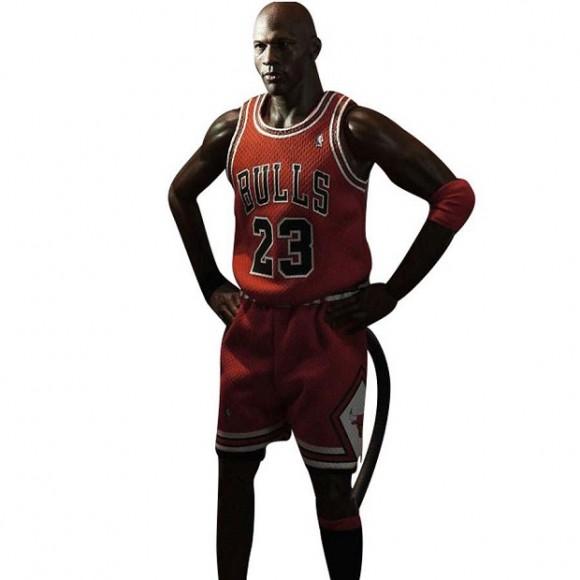 Michael Jordan Enterbay Figurine #23 Away Pre Order @ BAIT