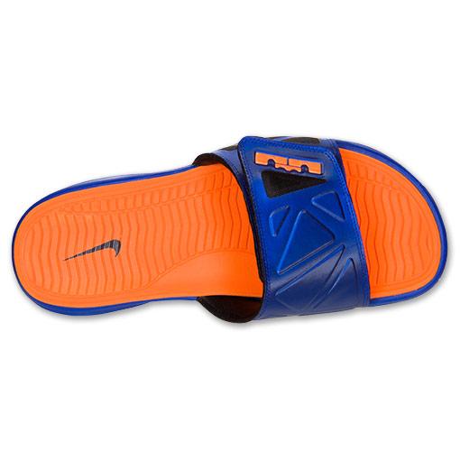 best sneakers 9ead7 0eab4 lebron 10 slides