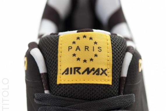 Nike Air Max 1 Fuse Quickstrike HomeTurf  Paris