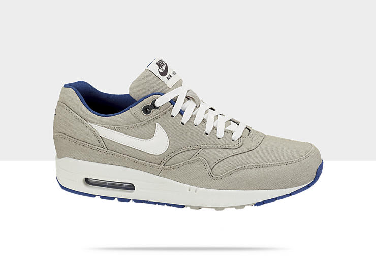 nike air max 1 denim classic stone