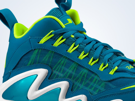 Nike Air Max 360 Diamond Griff Neo Turquoise Volt