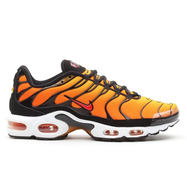 Nike Air Max, Plus La Liste De Gradation Dorange