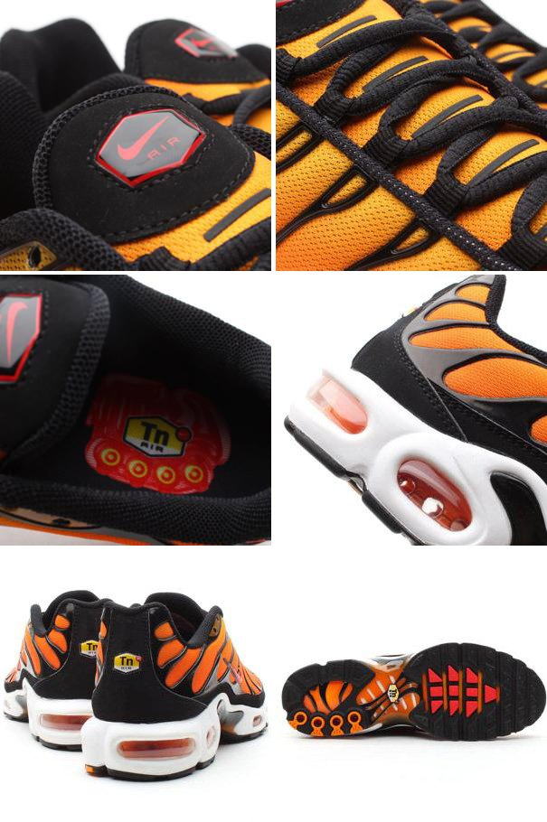 218d1709c7 Nike Air Max Plus 'Tour Yellow/Team Orange-Black' | SneakerFiles