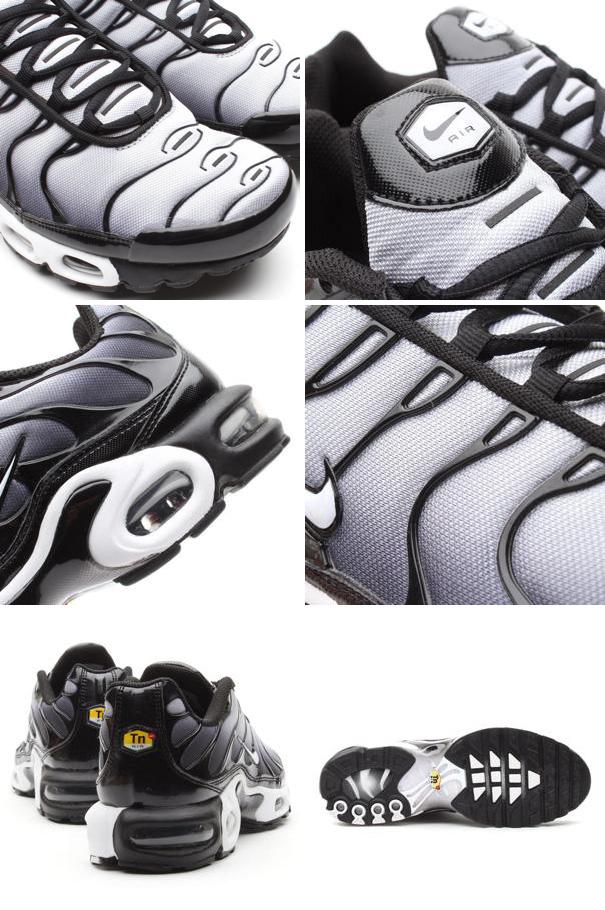 Nike Air Max Plus Wolf Grey White Black Sneakerfiles