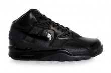 Nike Air Trainer SC High Premium QS 'Black/Black-Dark Grey' | Now Available