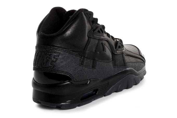 ebc110fead1 Nike Air Trainer SC High Premium QS  Black Black-Dark Grey