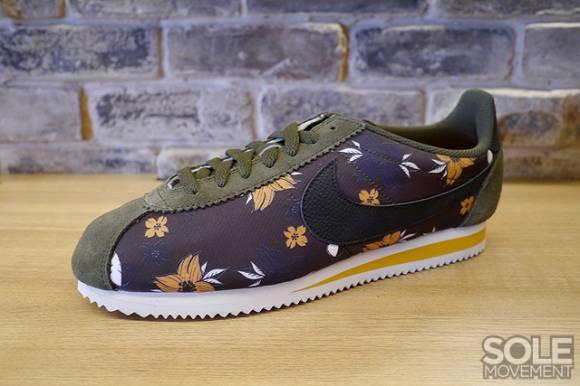 Nike Cortez Qs Nylon Floreali Classici TNymC7