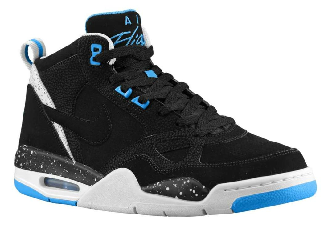 Nike Flight '13 Mid 'Black/Photo Blue