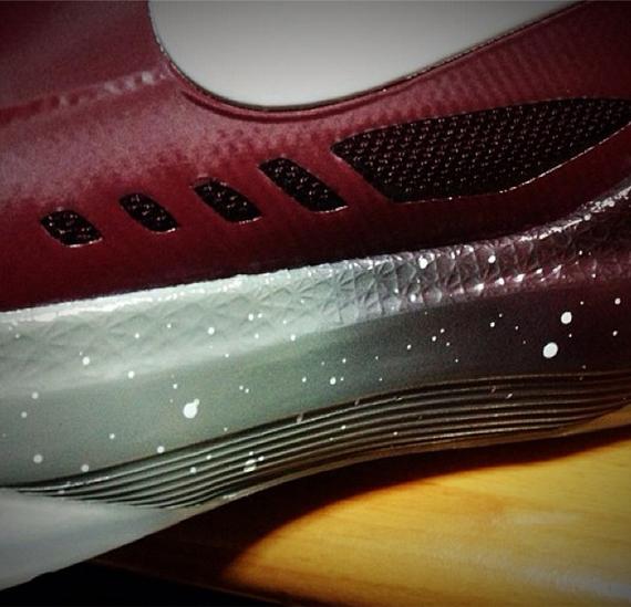 Nike KD V St. Benedicts Prep PE Teaser