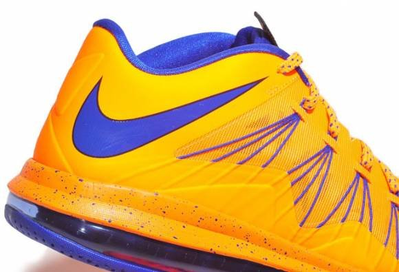 New Images Nike Lebron X 10 Low Cavs