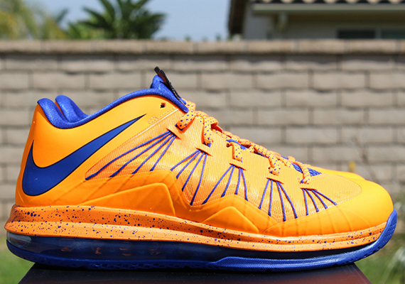 f97c964c849e ... Hyper Blue Yellow 579765 800 TopDeals Lebron X low Bright citrus on  feet!! Nike LeBron 12 Low Total Orange Bright Citrus Release Reminder Nike  LeBron X ...