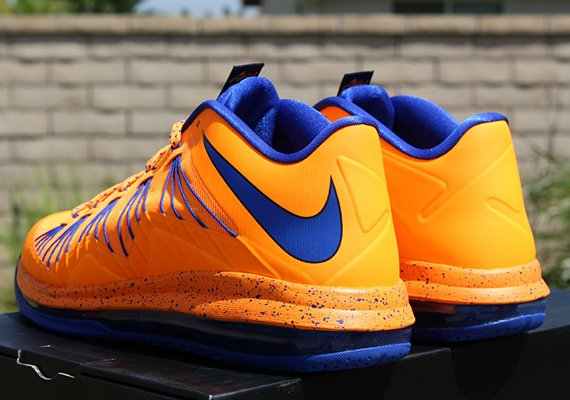 Release Reminder Nike LeBron X Low Bright Citrus