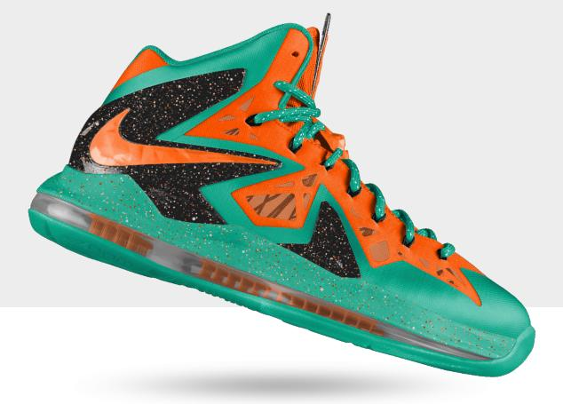 Nike LeBron X P.S. Elite Coming to NikeiD  fd659625a