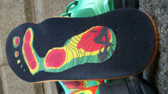 Nike LeBron X Weatherman Customs by Sab One