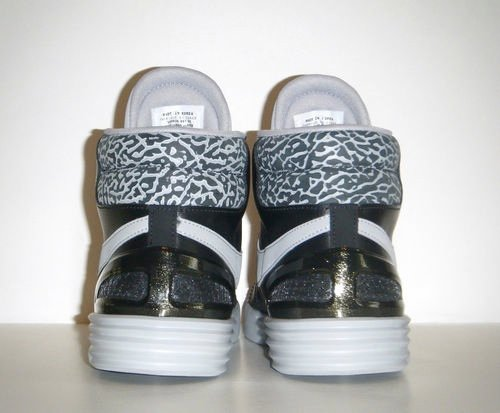 Nike Lunar Blazer Black Cement Sample 4
