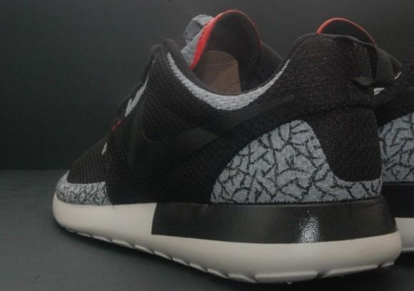 Nike Roshe Run Air Jordan III by JP Custom Kicks