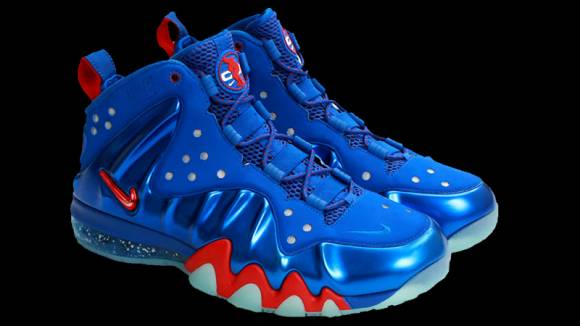Official Release Info Nike Barkley Posite Max 76ers