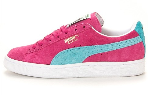 all pink puma sneakers