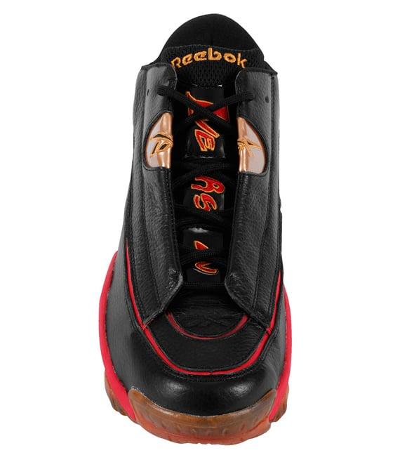 Reebok Answer DMX Black Red
