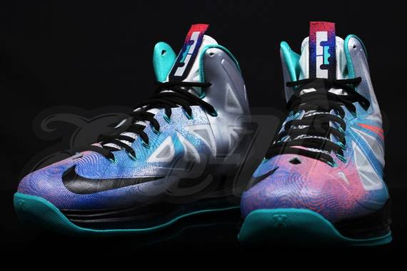 Release Date Nike Lebron X 10 Pure Platinum