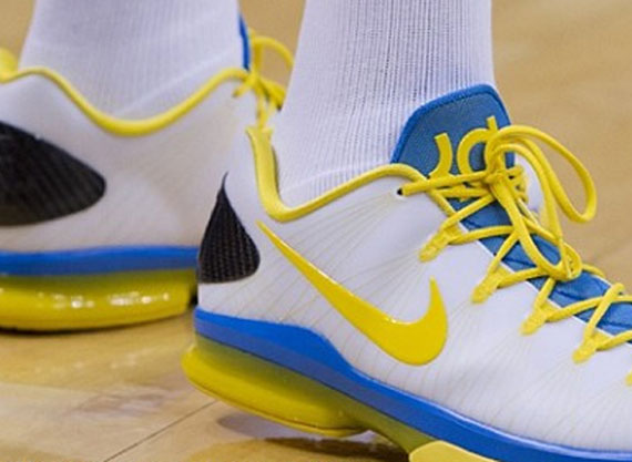 Release Date Playoffs Home Nike KD V Elite