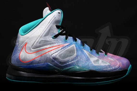Release Info Pure Platinum Nike LeBron X