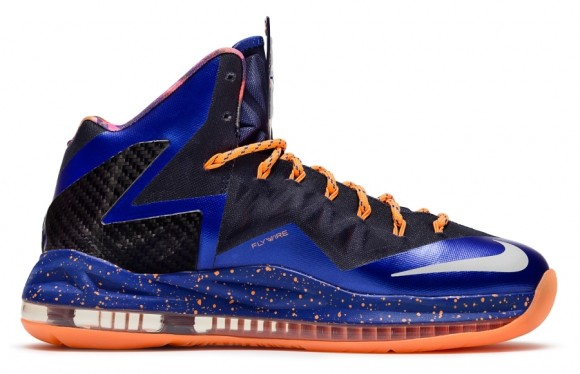 Release Reminder Nike LeBron X Elite Superhero
