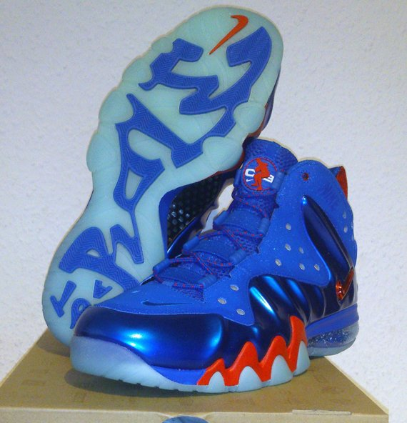 newest a4c9c 041c8 Release Reminder Sixers Nike Barkley Posite Max