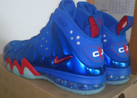 Release Reminder Sixers Nike Barkley Posite Max