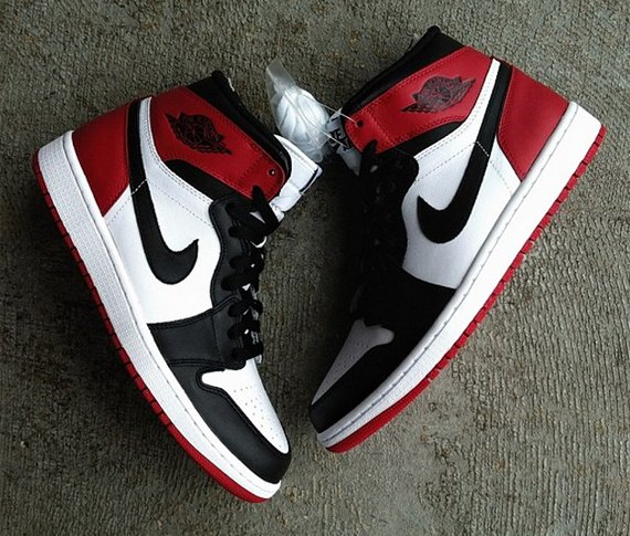 Release Update Black Toe Air Jordan 1
