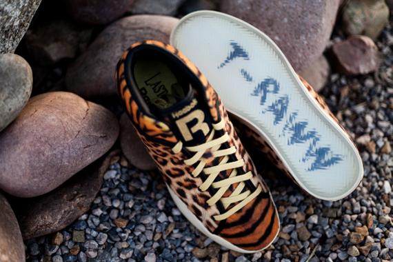 Tyga x Reebok Classics T-Raww Leopard/Tiger