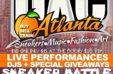 Upcoming Event: DunkXChange Atlanta May 25th