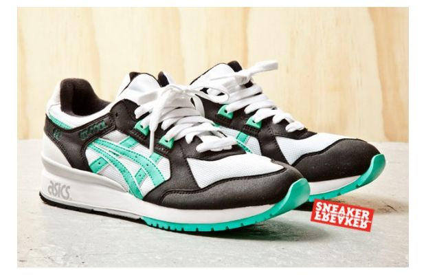 ASICS GT Cool Black Mint 02