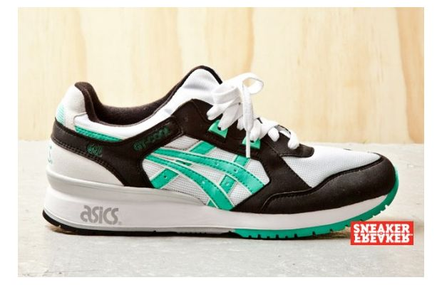 ASICS GT Cool Black Mint