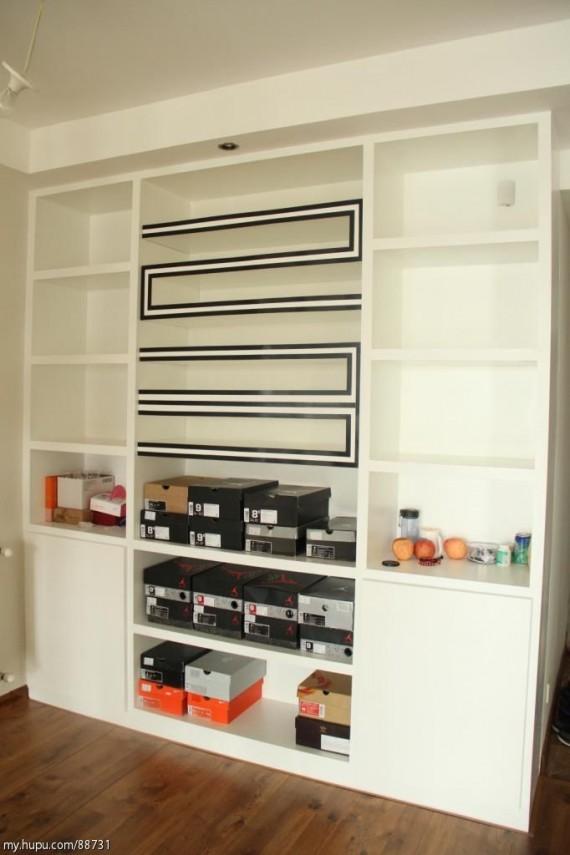 Air Jordan Inspired Sneaker Shelf