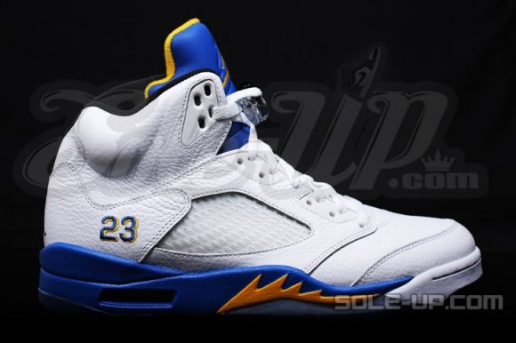 Air Jordan V 5 Laney Release Date
