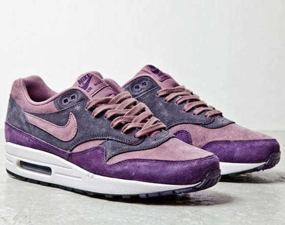 Get Your Purp Air Max 1 Purple Suede 3