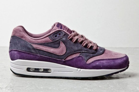 Get Your Purp Air Max 1 Purple Suede 2