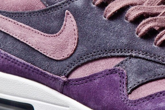 Get Your Purp Air Max 1 Purple Suede 4