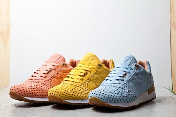 Cotton Candy Pack Play Cloths Saucony Shadow 5000