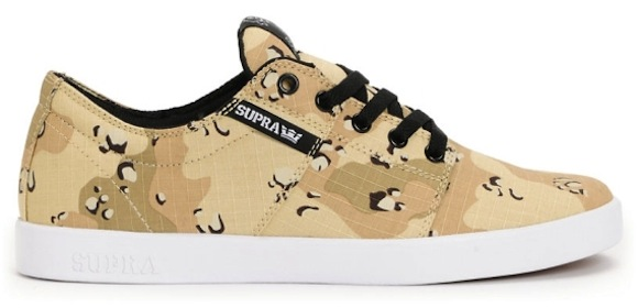 Desert Camo Pack SUPRA Exclusive 5