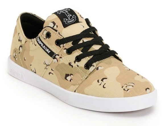 Desert Camo Pack SUPRA Exclusive 4