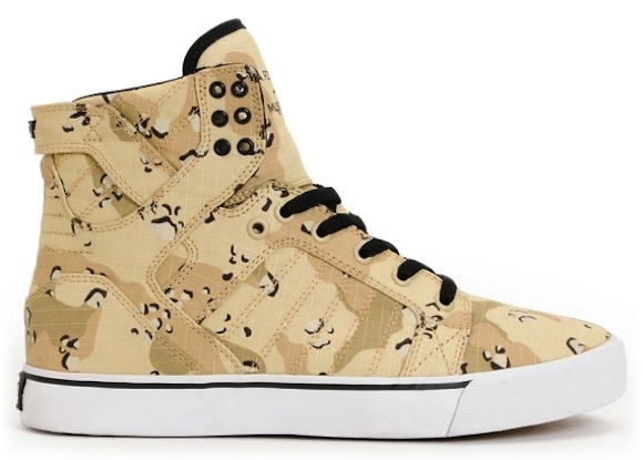 Desert Camo Pack SUPRA Exclusive 3