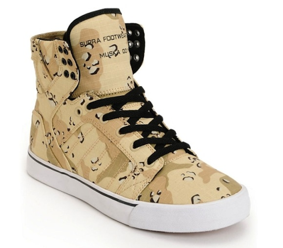 Desert Camo Pack SUPRA Exclusive 2