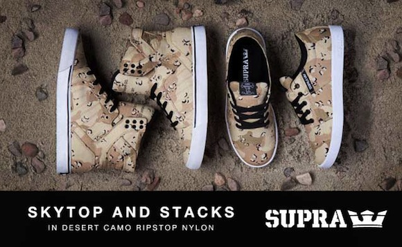 Desert Camo Pack SUPRA Exclusive