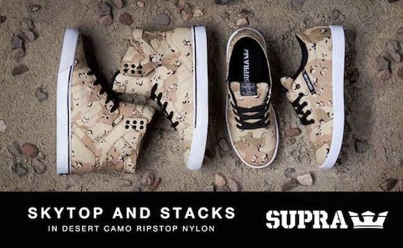 Desert Camo Pack SUPRA Exclusive